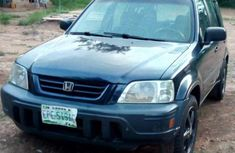 Need to sell cheap used blue 1999 Honda CR-V automatic in Oyo