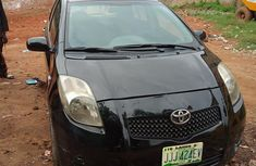 Toyota Yaris 2008 1.5 Liftback Black for sale