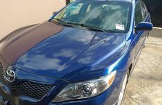 Clean blue 2010 Toyota Camry automatic for sale at price ₦3,200,000