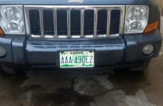Used 2008 Jeep Commander automatic for sale
