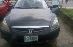 Clean and neat black 2003 Honda Accord for sale