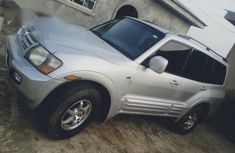 Mitsubishi Montero 2001 Gray for sale