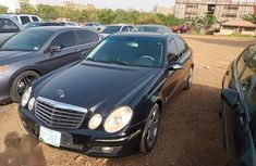 Sell black 2006 Mercedes-Benz E500 sedan at mileage 88,000 in Kaduna
