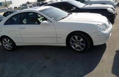 New Mercedes-Benz CLK 2006 White for sale