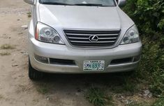 Sparkling 2008 Lexus GX automatic in good condition at price ₦3,800,000