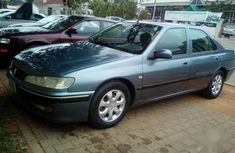 Peugeot 406 2005 Automatic Gray for sale