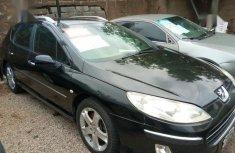 Peugeot 407 2008 Black for sale