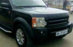 Land Rover LR3 2007 V8 SE Black for sale