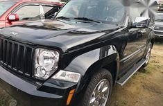 Sell black 2013 Jeep Liberty automatic at price ₦5,000,000 in Port Harcourt