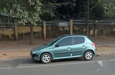 Sell clean used 1999 Peugeot 206 at mileage 217,000 in Minna