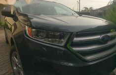 Ford Edge 2015 Green for sale