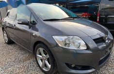 Toyota Auris 2007 Gray for sale