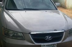 Used 2007 Hyundai Sonata automatic for sale at price ₦1,200,000