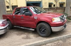 Ford F-150 2008 SuperCrew Red for sale