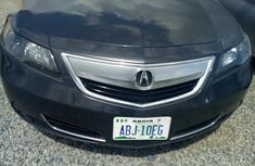 Best priced used 2013 Acura TL sedan at mileage 82