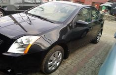 Clean black 2010 Nissan Sentra car for sale at attractive price