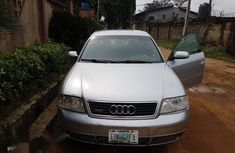 Sell well kept 2001 Audi A6 at mileage 244,849 in Lagos