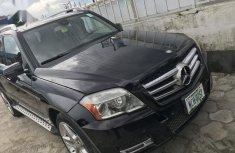 Sell cheap black 2011 Mercedes-Benz GLK at mileage 15,000