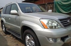 Well maintained grey/silver 2007 Lexus GX suv / crossover automatic for sale