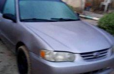 Toyota Corolla 2001 Sedan Gold for sale