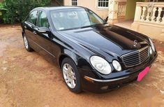 Authenticused 2003 Mercedes-Benz E320 for sale at price ₦1,600,000