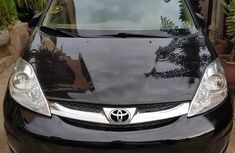 Toyota Sienna XLE Limited 4WD 2008 Black for sale