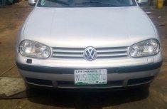 Volkswagen Golf 2002 Silver for sale