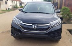 Used black 2015 Honda CR-V automatic for sale at price ₦8,500,000