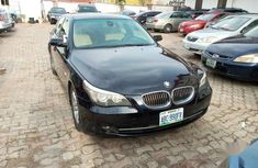 Sell blue 2007 BMW 530i automatic in Abuja at cheap price
