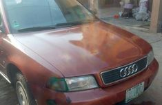 Well maintained 1998 Audi A4 manual for sale at price ₦360,000