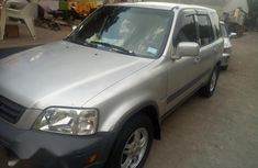 Honda CR-V 2000 2.0 4WD Automatic Silver for sale