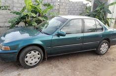 Green 1993 Honda Accord car at attractive price in Akure