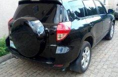 Toyota RAV4 2008 3.5 Sport 4x4 Black for sale