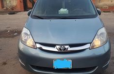 Toyota Sienna 2009 XLE Limited AWD Blue for sale