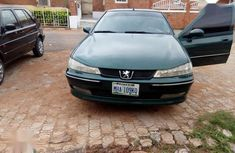 Need to sell high quality green 2001 Peugeot 406 manual