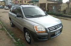 Need to sell cheap used grey/silver 2007 Kia Sportage at mileage 125,000