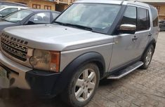 Used grey 2005 Land Rover LR3 for sale at price ₦1,350,000 in Ikeja
