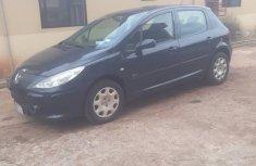 Peugeot 307 2001 Black for sale
