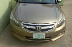 Sell well kept 2010 Honda Accord automatic at price ₦1,390,000 in Lagos