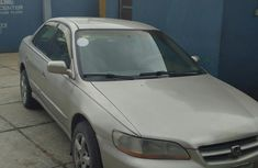 Well maintained grey 1998 Honda Accord for sale at price ₦420,000 in Lagos