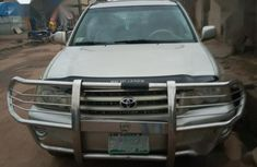 Used 2002 Toyota Highlander for sale at price ₦1,450,000 in Ikeja