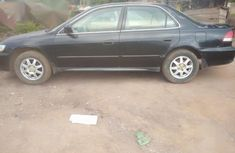 Honda Accord EX 2002 Black for sale