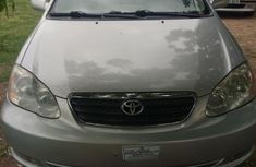Grey 2005 Toyota Corolla car at mileage 160,116 at attractive price