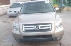 Well maintained 2006 Honda Pilot automatic for sale in Lagos