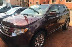Used 2010 Ford Edge suv / crossover automatic for sale in Lagos