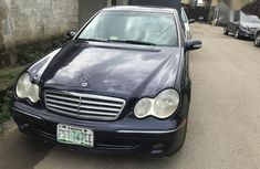 Need to sell super clean blue 2007 Mercedes-Benz C280
