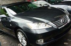Sell cheap black 2011 Lexus ES sedan automatic in Lagos