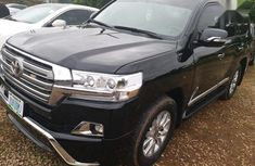 Toyota Land Cruiser 2010 Black for sale