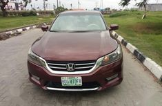 Very clean 2013 Honda Accord for sale at price ₦3,350,000