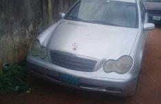 Mercedes-Benz C200 2005 Silver